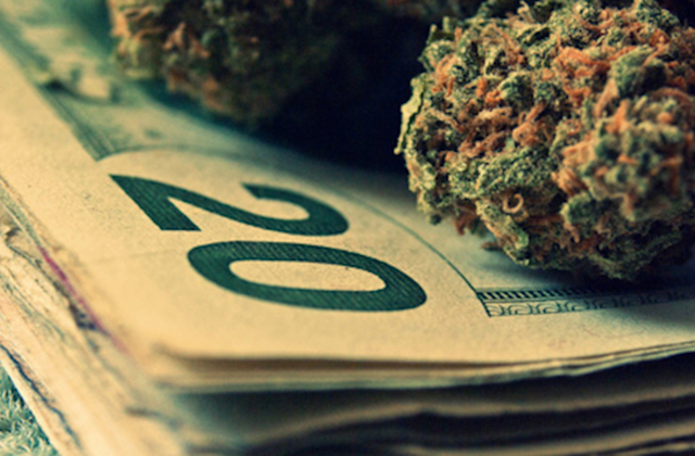 Marijuana Money Banking PaymentForWeed