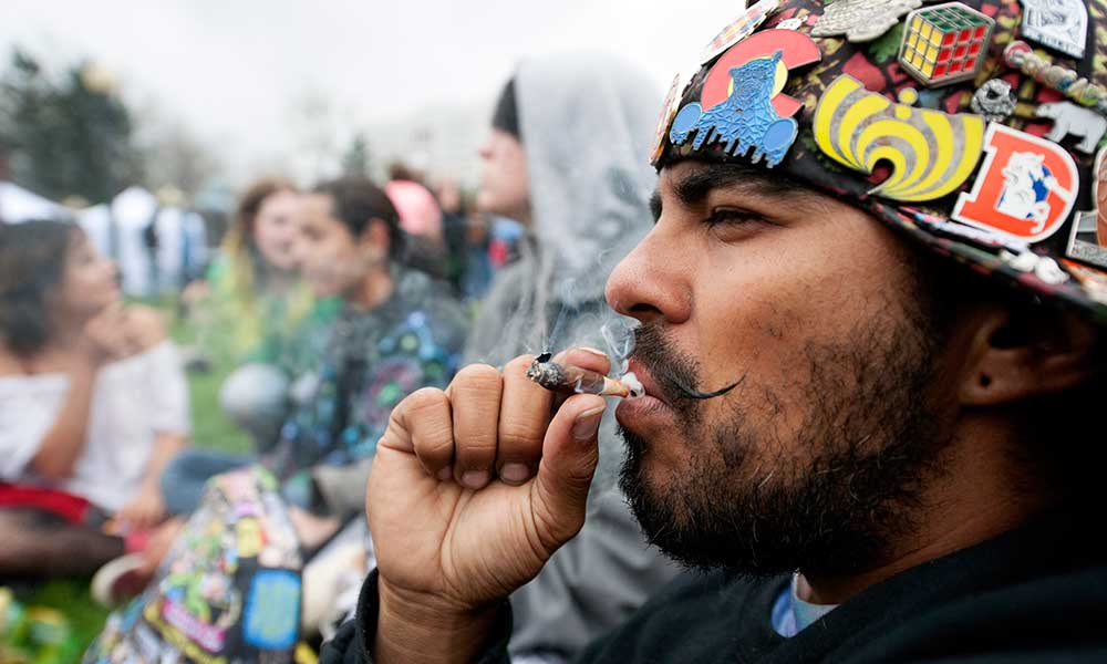 Can An Accidental Second-Hand Toke Make You Fail A Drug Test?