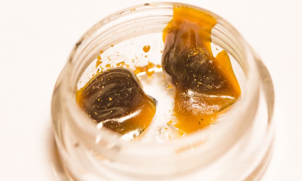 How To Properly Store Cannabis Concentrates