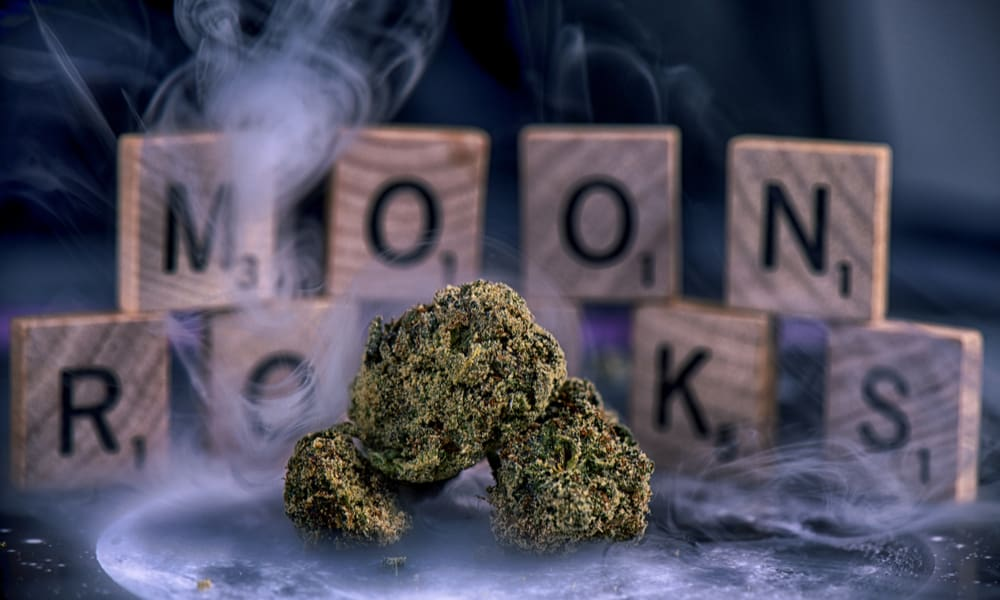 What Are Moon Rocks? Learn About The Worlds Strongest Weed