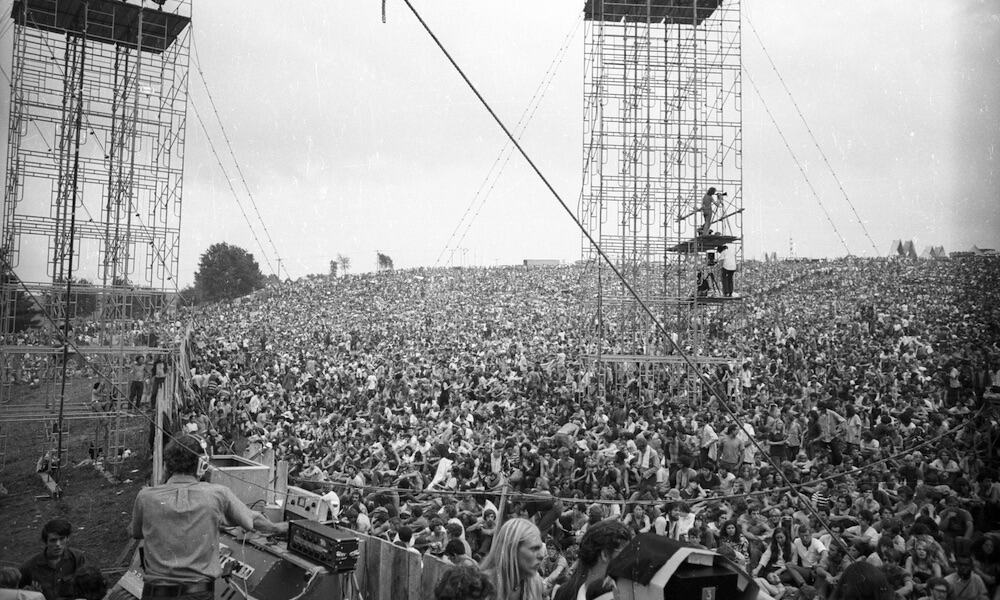 New Documentary Explores the Origins of Woodstock