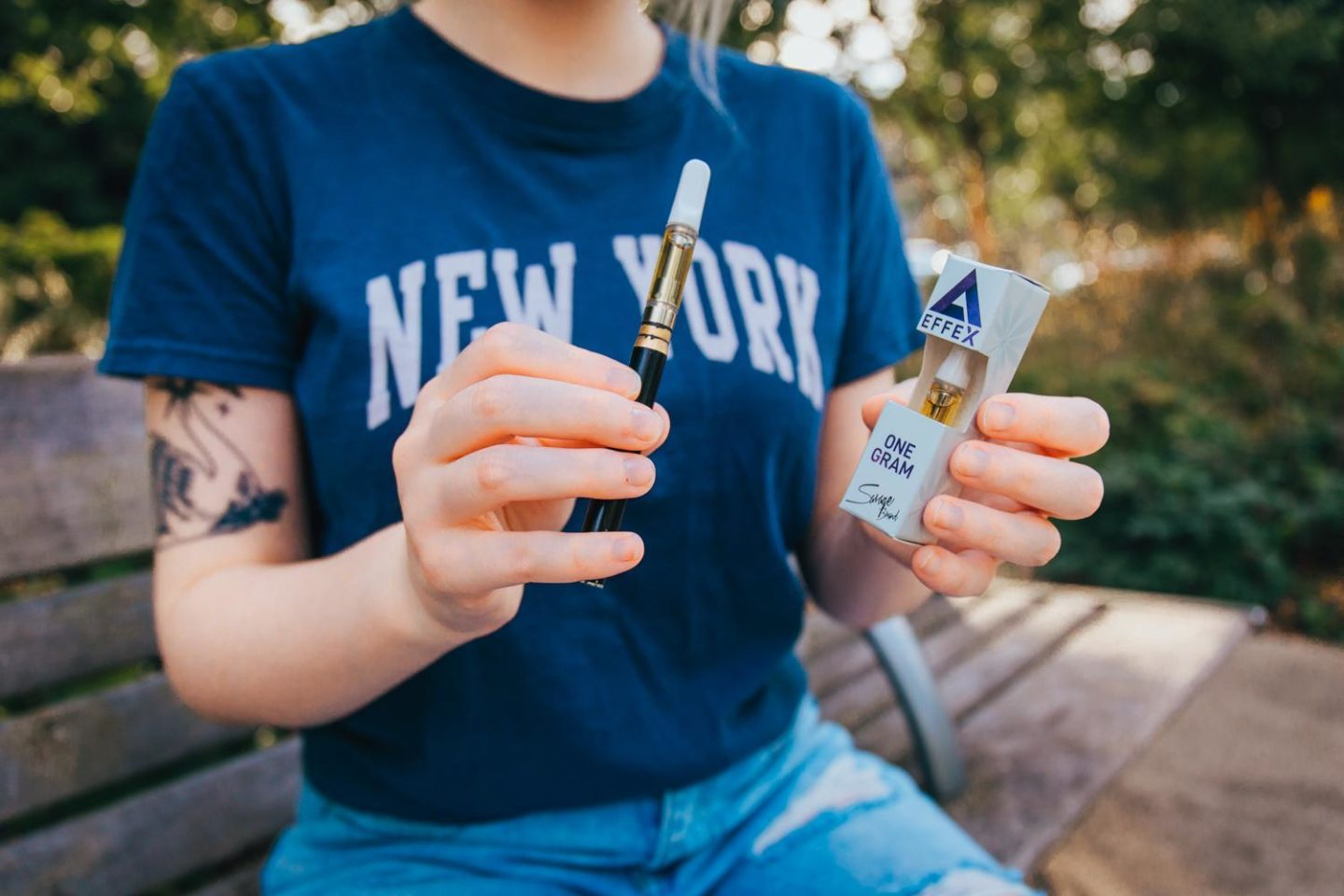What Is Delta-8 THC and How Is It Different from CBD?